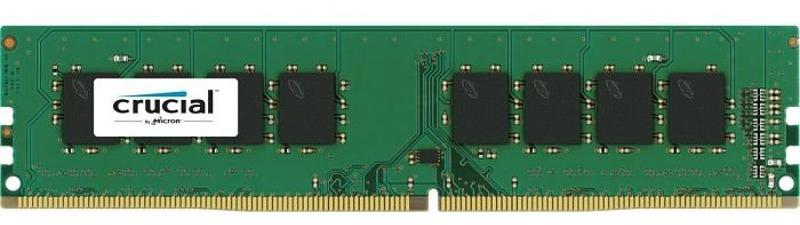 4GB DDR4 2400MHz CL17 DIMM (CT4G4DFS824A)