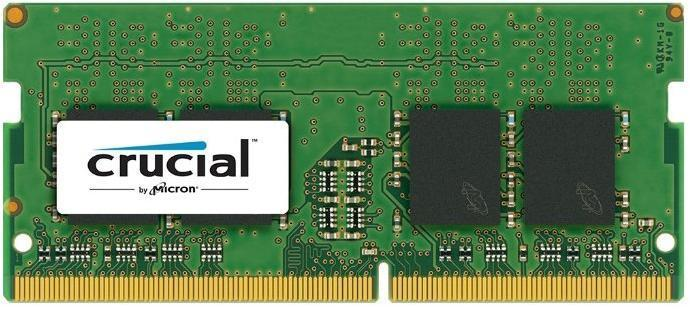 4GB DDR4 2400MHz CL17 SO-DIMM (CT4G4SFS824A)