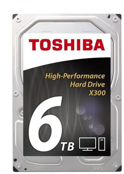 X300 High-Performance -  6TB 7200rpm SATA3 128MB