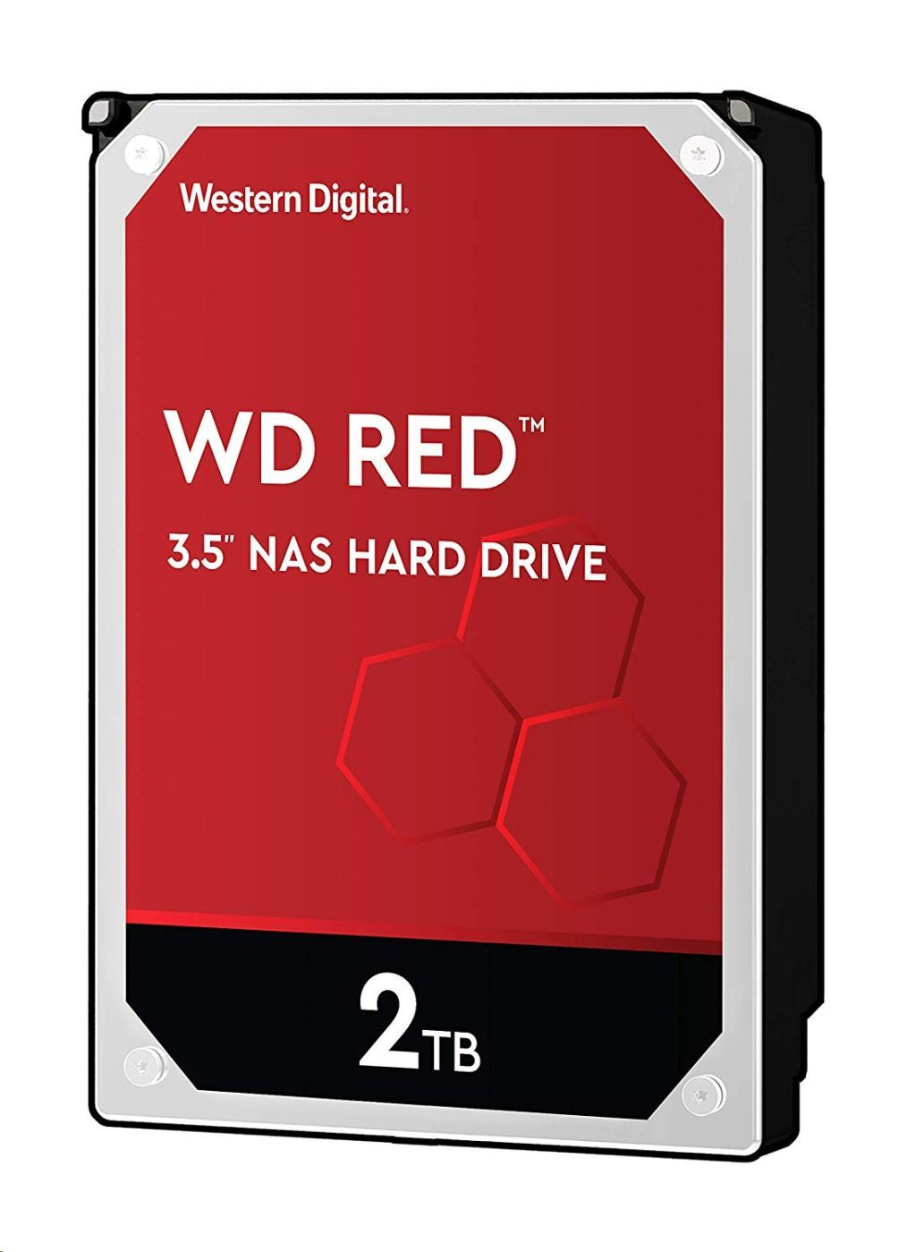 Red - 2TB 5400rpm SATA3 256MB 3.5
