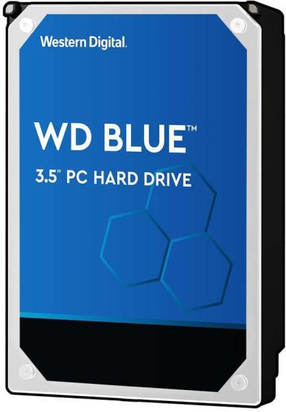Blue - 6TB 5400rpm SATA3 256MB 3.5