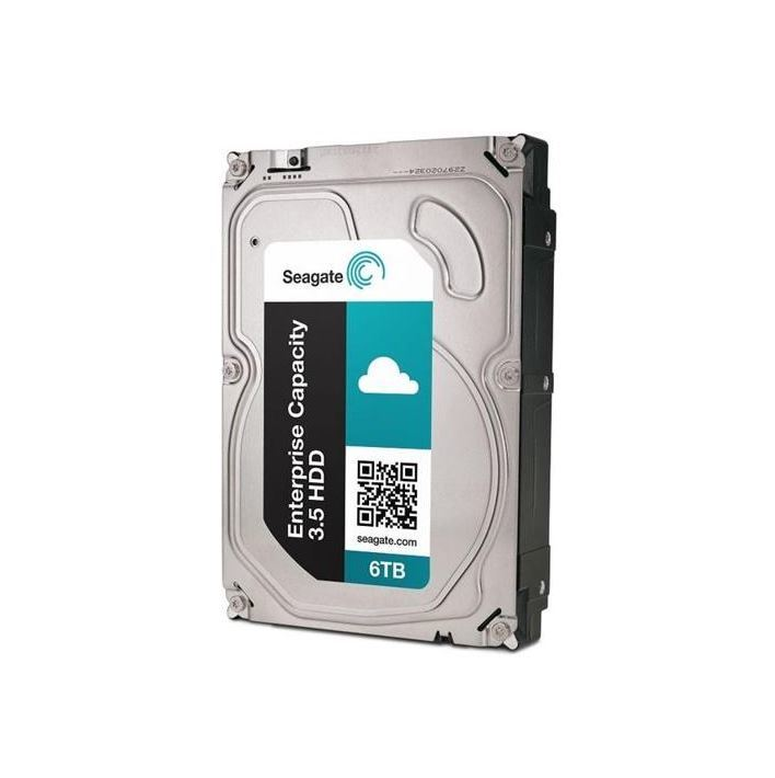 Enterprise Capacity - 6TB 7200rpm SATA3 256MB 3.5