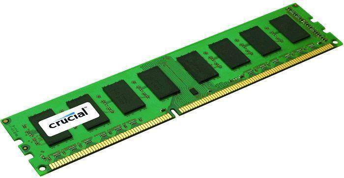 4GB DDR3 1600MHz CL11 DIMM (CT51264BD160BJ)